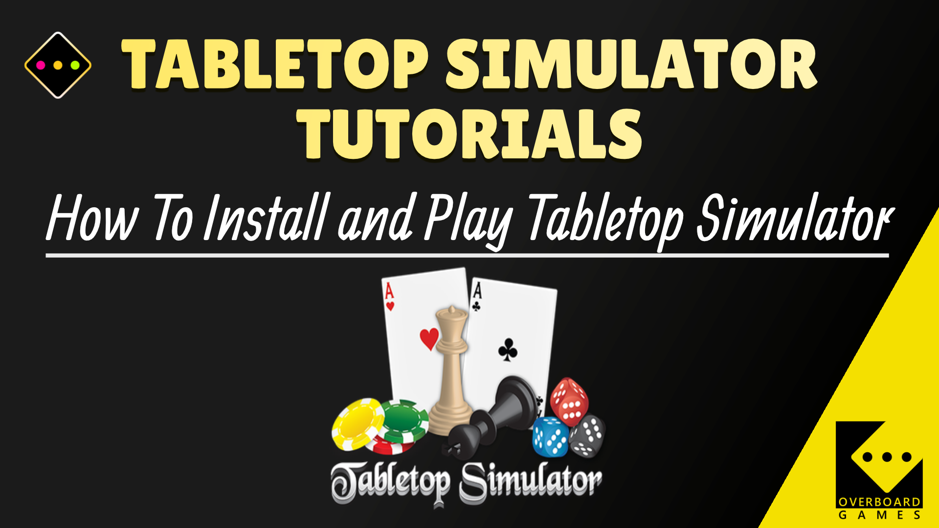 Tabeletop SImulator